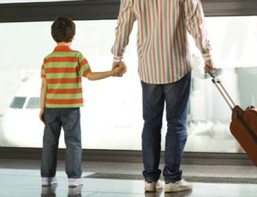 Consejos para viajar con bebés en un avión